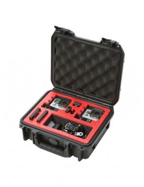 SKB® Case Resina Video 3i-0907-4 Gopro® 2 Cámaras