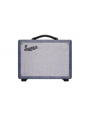 Supro® Amplificador Guitarra Combo 1606 Super 5 Watt Tubo
