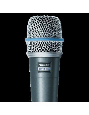 Shure® Micrófono Dinámico instrumentos Beta 57A