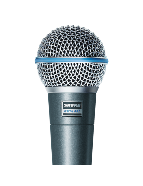 Shure® Micrófono Dinámico Vocal Beta 58A