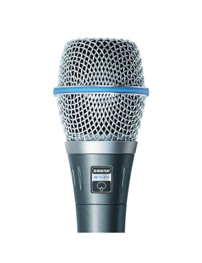 Shure® Micrófono Condensador Vocal Beta 87A