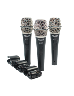 CAD AUDIO® Micrófono Vocal...