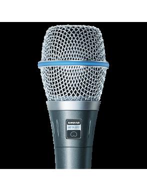 Shure® Micrófono Condensador Vocal Beta 87C