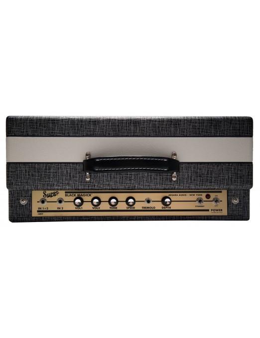Supro® Amplificador Guitarra Combo 1695T Black Magick 25 Watt  1x12 Tubo