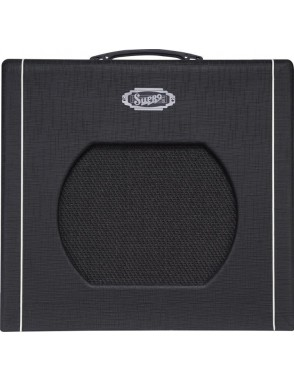 Supro® Amplificador Guitarra Combo Blues King 12 15-Watt 1x12 a Tubo