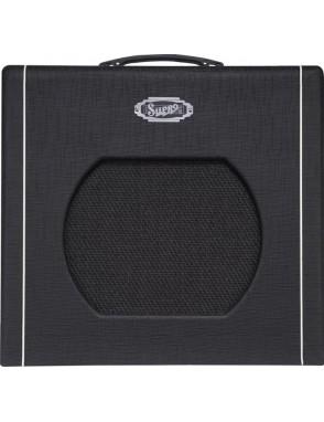 Supro® Amplificador Guitarra Combo Blues King 12 15-Watt 1x12 a Tubo