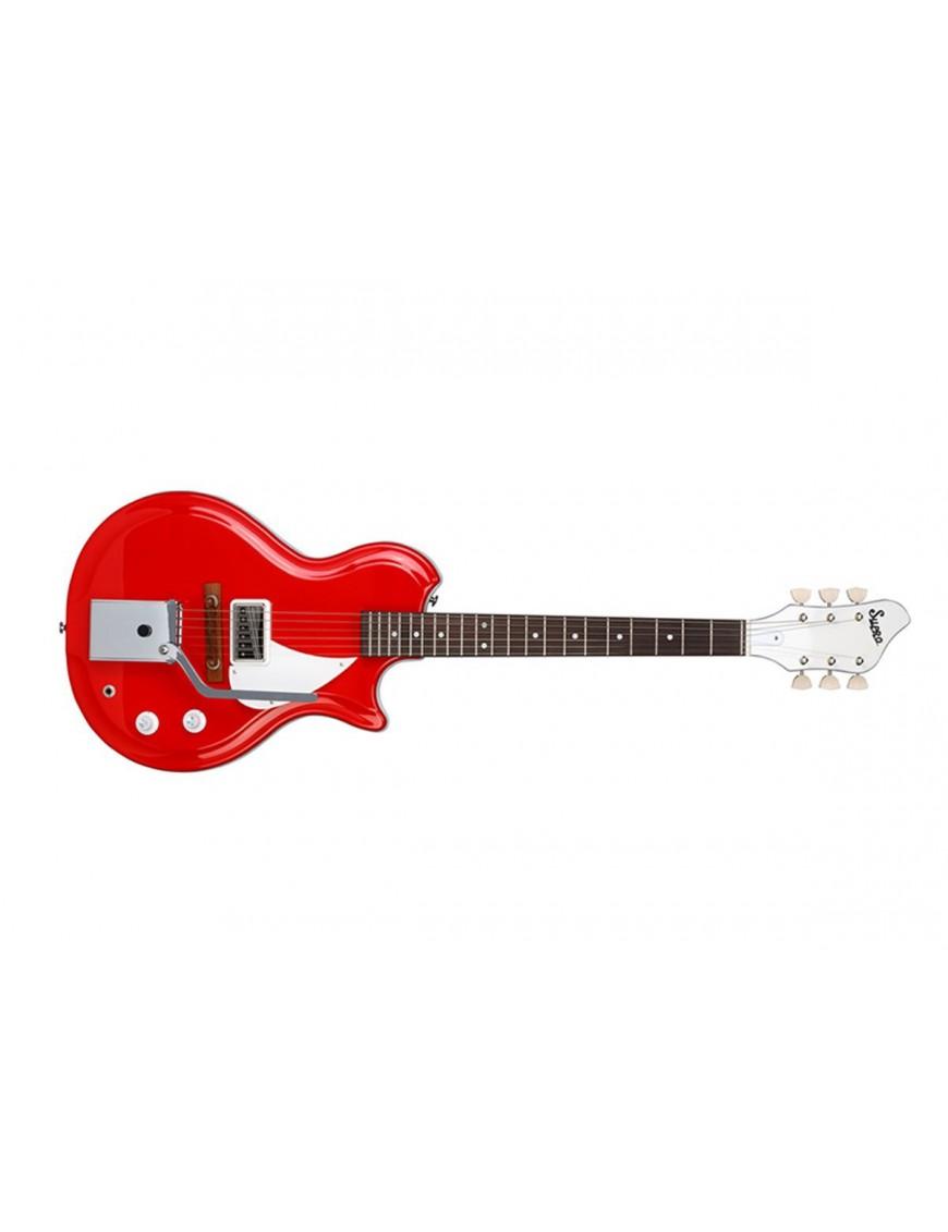 Supro® Guitarra Eléctrica 1572VPR Belmont Vibrato