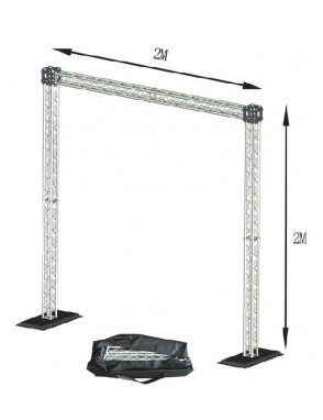 Weinas Truss on Stage® Stand Mini Truss Arco Escenario Pernos