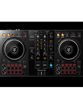 Pioneer DJ® Controlador DJ DDJ-400 2 canales rekordbox