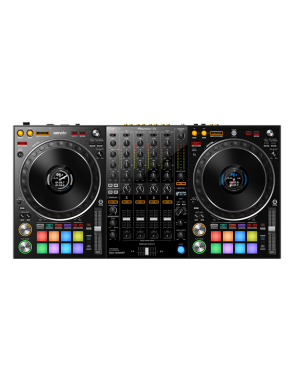 Pioneer DJ® Controlador DDJ 1000SRT 4 canales Serato