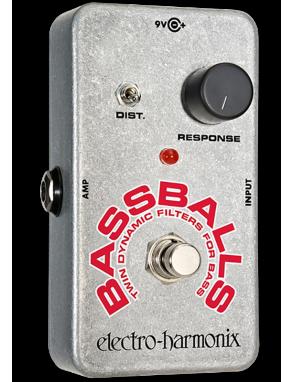 Electro-Harmonix® Pedal Bajo BASSBALLS Twin Envelope Filter