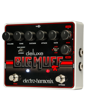 Electro-Harmonix® Pedal Guitarra Deluxe Big Muff Pi The icon reimagined
