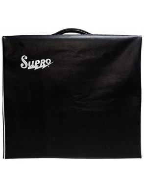 Supro® Funda Amplficador Combo CS12 Para Black Magick