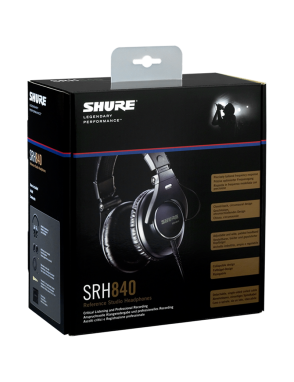 Shure® Audífonos SRH840