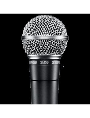 Shure® Micrófono Vocal SM58-LC