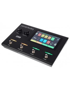 HeadRush® Pedal Multiefectos Gigboard