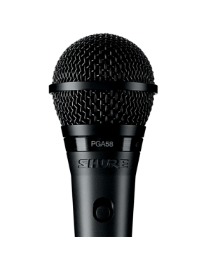Shure® Micrófono Vocal PGA58-XLR Cable