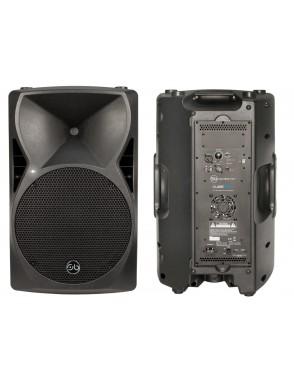 "Caja Activa Soundbarrier CUBE915D 1.700W 15"" Bluetooth"