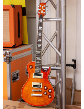 Charvel® Guitarra Eléctrica Desolation™ DS1 Pro Stock Color: Cherry Sunburst