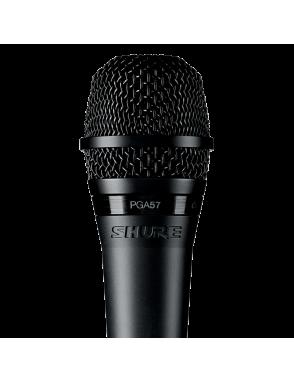 Shure® Micrófono Instrumentos PGA 57 - XLR Cable