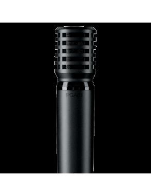 Shure® Micrófono Condensador Intrumentos PGA 81 LC