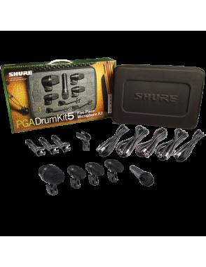 Shure® Micrófonos Batería PGA DRUMKIT5
