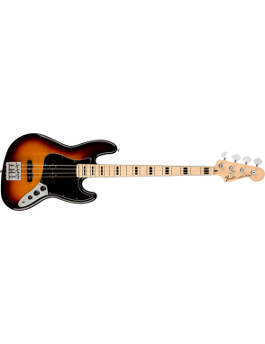Fender® Bajo Eléctrico Jazz Bass® GEDDY LEE Signature Color: 3 Colores Sunburst
