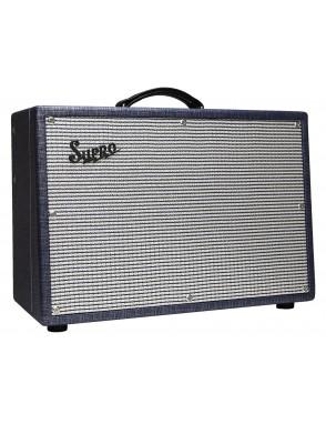 "Supro® Amplificador Guitarra Combo 1690T Coronado 35W 2x10"""