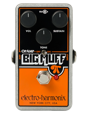 Electro-Harmonix® Pedal...
