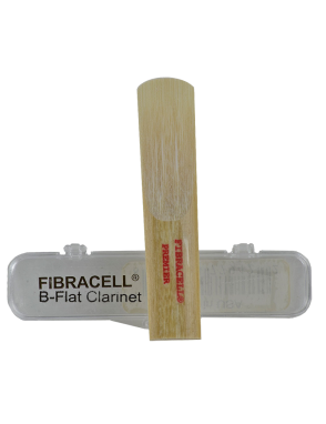 FIBRACELL® Caña Premier Clarinete 10025 Dureza: 2.5