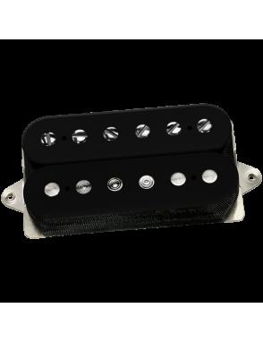DiMarzio® Cápsulas Guitarra Eléctrica Humbucker DP163 Black BLUESBUCKER®