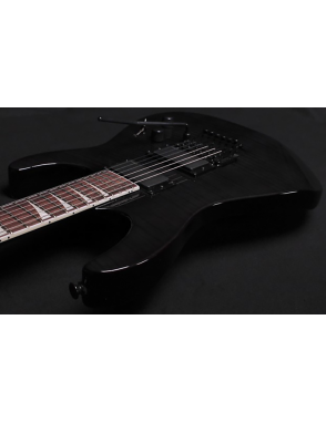 Jackson® Guitarra Eléctrica X Series Soloist™ SLXFMG Transparent Black