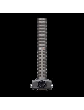 ZOOM® Cápsula Micrófono Shotgun SSH-6 Estéreo para Q8