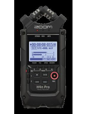ZOOM® Grabadora Audio H4N Pro 4 Canales