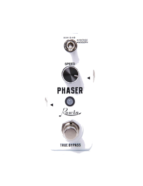 Rowin® Pedal Phaser Mini