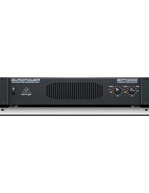 Behringer® Amplificador Power EUROPOWER EP4000  4.000W Estéreo