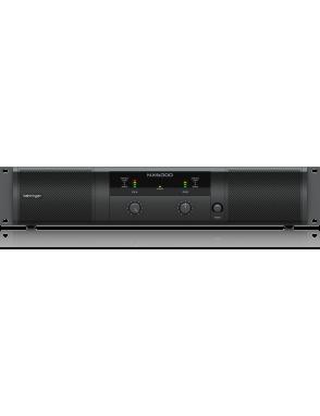 Behringer® Amplificador Power Class-D NX6000 Ultra-Ligero 6.000W
