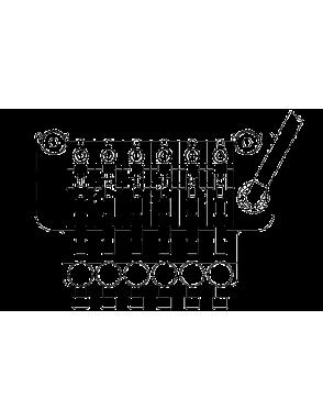Jackson® Guitarra Eléctrica X Series Kelly™ KEXMG Gloss Black