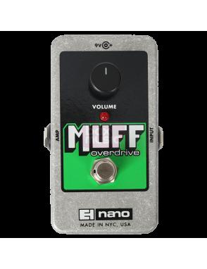 Electro-Harmonix® Pedal Guitarra Muff Overdrive NANO