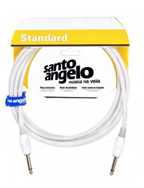 Santo Angelo® Snow Cable Instrumentos Plug Recto OFHC