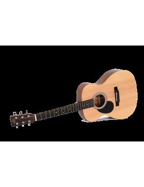 Sigma® Guitarra Acústica OMM-STL Zurdo