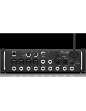 Behringer® Mixer Digital X AIR XR12 12 Canales Control Tablets