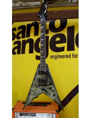 DEAN GUITARS® Guitarra Eléctrica Dave Mustaine VNMT Fear con Case