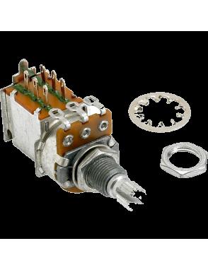Fender® Genuine Parts Potenciómetro 250K Switch Selector Pull Push