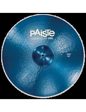 "Paiste® Platillo Ride 20"" Color Sound 900 Blue"