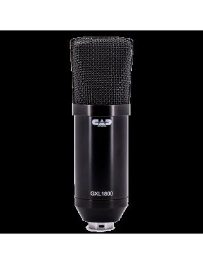 CAD AUDIO® Micrófono Estudio GXL1800 Vocal Condensador Pack: Estudio