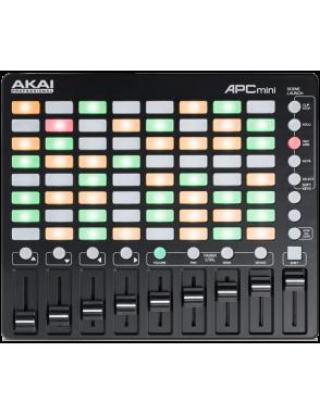 AKAI® Controlador APC Mini USB Ableton Live Performance