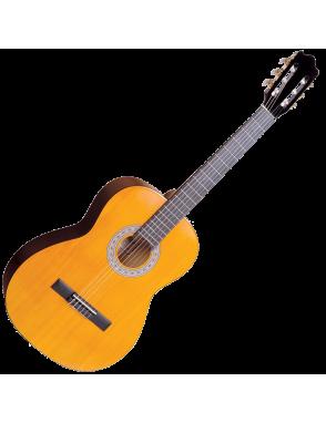 Encore® Guitarra Clásica Tamaño: 4/4 Color: Natural