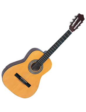 Encore® Guitarra Clásica Tamaño: 3/4 Color: Natural