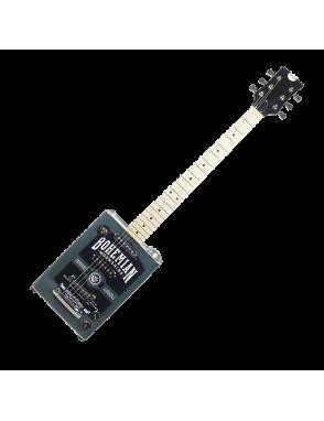 Bohemian® Guitarra Eléctrica Oil Can Moonshine 2SC